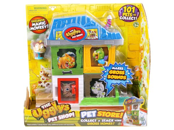 19414 Ugglys Pet Shop Pet Store