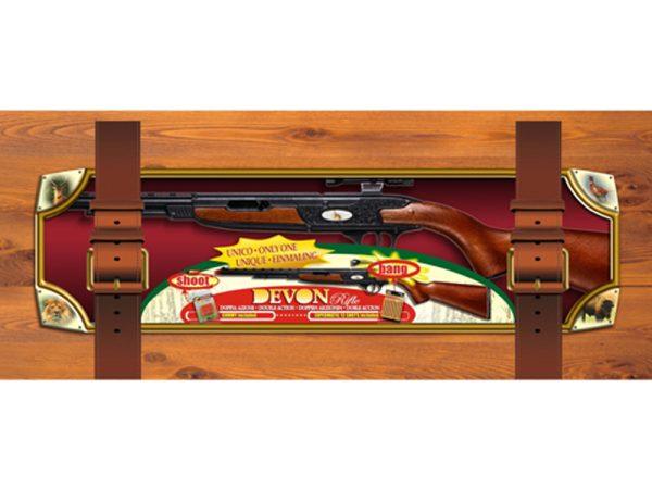 435 Devon Rifle box